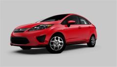2013 Ford Fiesta SE Sedan Car