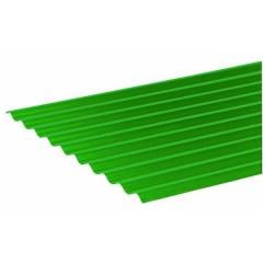 Tuftex® Seacoaster™ Corrugated PVC Panel