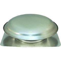 Heavy-Duty Galvanized Steel Dome Roof Mount Attic