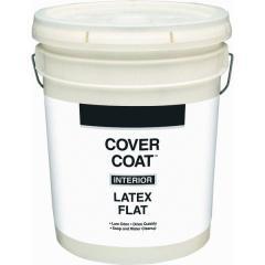 Cover Coat™ Contractor Grade Interior Latex Flat