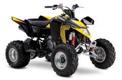 2013 Suzuki QuadSport Z400 ATV