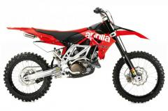 2010 Aprilia MXV 4.5 Off-Road Motorcycle