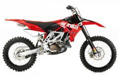 2010 Aprilia MXV 4.5 Off-Road Motorcycle