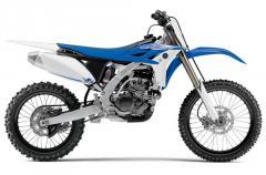 2013 Yamaha YZ250F Motocross Motorcycle