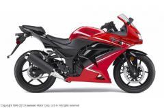 2012 Kawasaki Ninja® 250R SE Sport Motorcycle