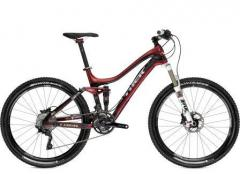 Trek Singletrack Trail Lush Carbon Bike