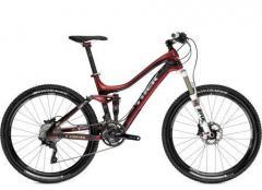 Trek Singletrack Trail Lush Carbon Bike