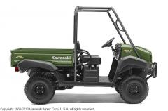 2013 Kawasaki Mule™ 4010 4x4 Side x Side ATV
