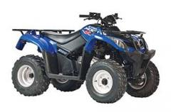 2012 Kymco MXU 300 Shaft Drive Utility ATV