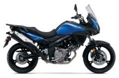2013 Suzuki V-Strom 650 ABS Adventure Street Bike