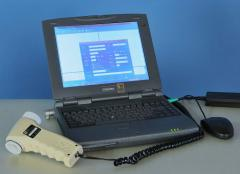 Spirometer with computerized analysis