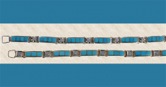 Narrow Link Bracelets