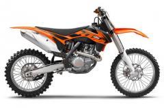 2013 KTM 450 SX-F MX Bike