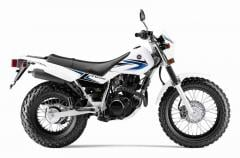 2013 Yamaha TW200 Dual Purpose Bike