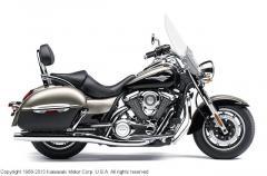 2013 Kawasaki Vulcan® 1700 Nomad™ Cruiser Bike