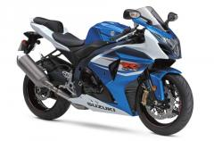 2012 Suzuki GSX-R1000 Sport Bike
