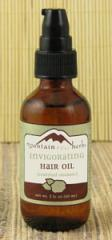 Invigorating Hair Oil