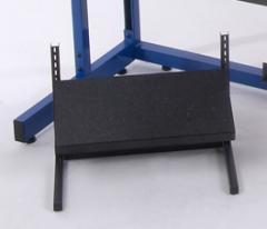 Free Standing Adjustable Footrest