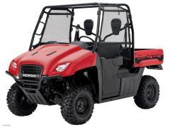 2013 Honda Big Red (MUV700) 4 x 4 - MUV
