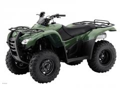 2013 Honda FourTrax® Rancher® ES (TRX®420TE)