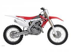2013 Honda CRF®450R Motocross Bike