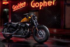 Harley-Davidson Sportster® Forty-Eight® Bike