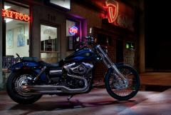 Harley-Davidson Dyna® Wide Glide® Bike