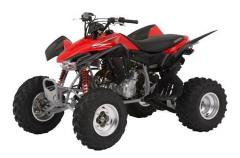 Honda 2013/2012 TRX400X ATV