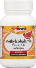 Sublingual Methylcobalamin Vitamin B12 Cherry