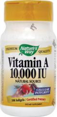 Nature's Way Vitamin A