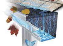 Gutter Protection System Leaf Defier®