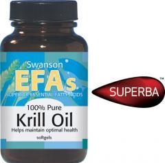 100% Pure Krill Oil