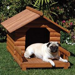 Outback Mountain View™ Doghouse