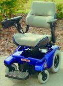 Rear-Wheel Drive Chair Bruno PWC-2200