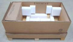 Corrugated and foam packaging