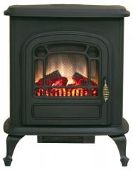 The Stowe Electric Fireplace Stove