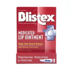 Blistex Medicated Lip Ointment for Severe Dry Lips