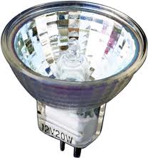 Halogen lamps DL-MR16/12 VOLT
