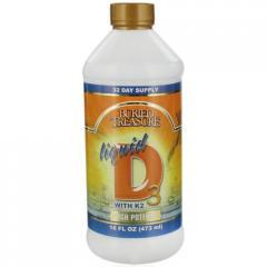 Buried Treasure liquid Vitamin D3 with K2