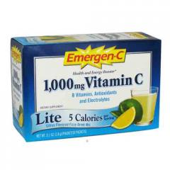 Alacer Emergen-C 1000 mg vitamin C