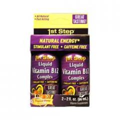 1st Step Pro-Wellness Natural Energy Vitamin B12