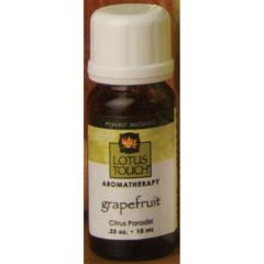 Lotus Touch Organic Essential Oil Grapefruit
