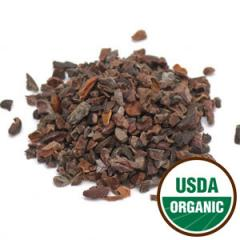 Cocoa (Cacao) Nibs Cut & Sifted Cert.
