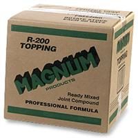 R-200 Topping Magnum Ready Mix Topping Compound