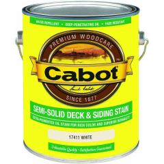 Cabot® VOC Semi-Solid™ Deck And Siding Stain