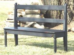 Hitchcock bench
