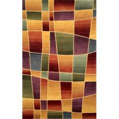 Inspirations Lines Multi Rectangular