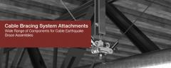 Cable Bracing System Attachments
