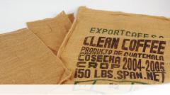 Burlap & Cotton Bags
