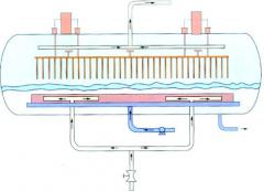 Surface Cooled Crystallizer